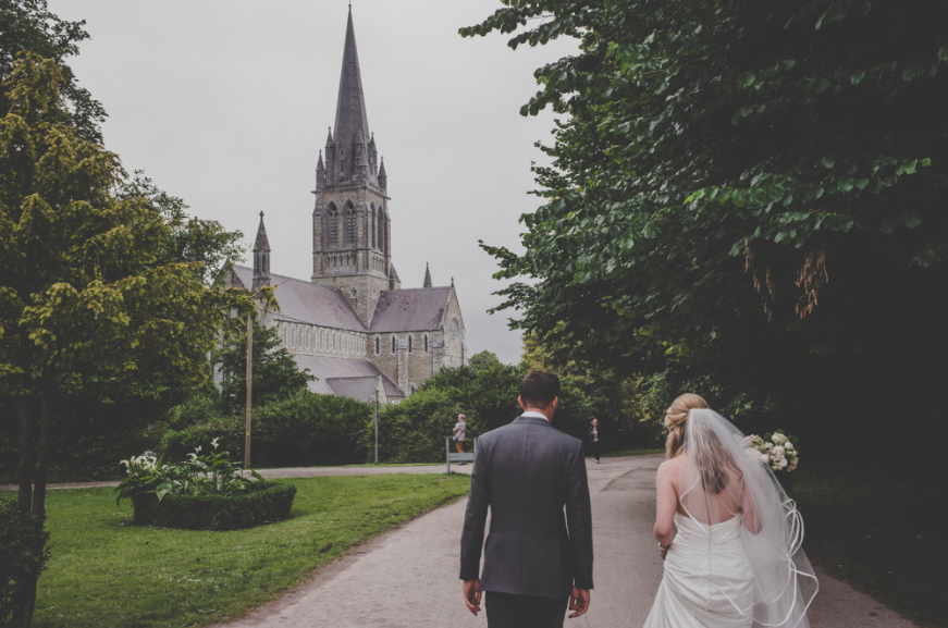 destination wedding in Ireland - wedding planner ireland