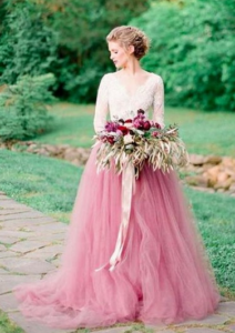 Wedding Planner Wedding Dress